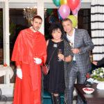 Поздравление с Днем рождения в Риме