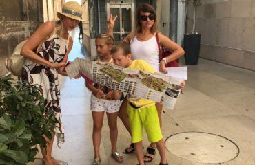 Обзорная экскурсия в Риме на русском языке для всей семьи «Путешествие во времени»