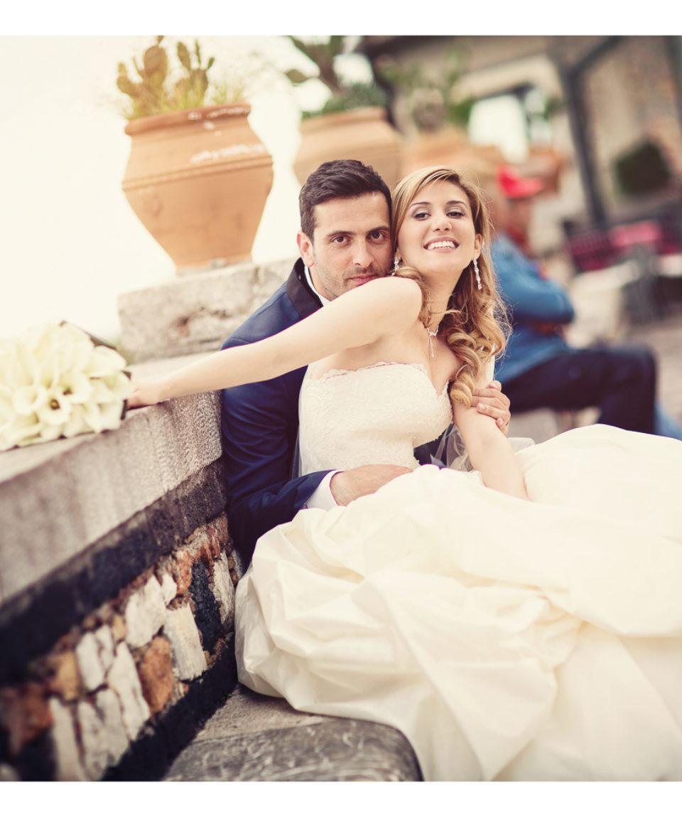 Свадьба на Сицилии фото