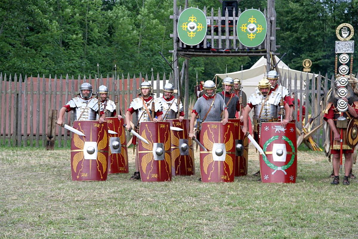 гладиаторская школа