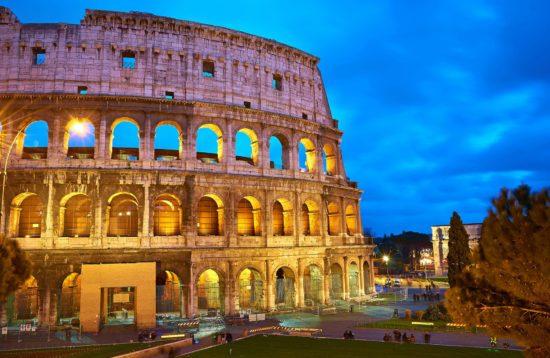 экскурсия по колизею и римскому форуму