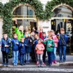 Школьный квест в Риме