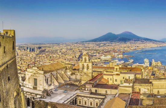 обзорная экскурсия по Неаполю