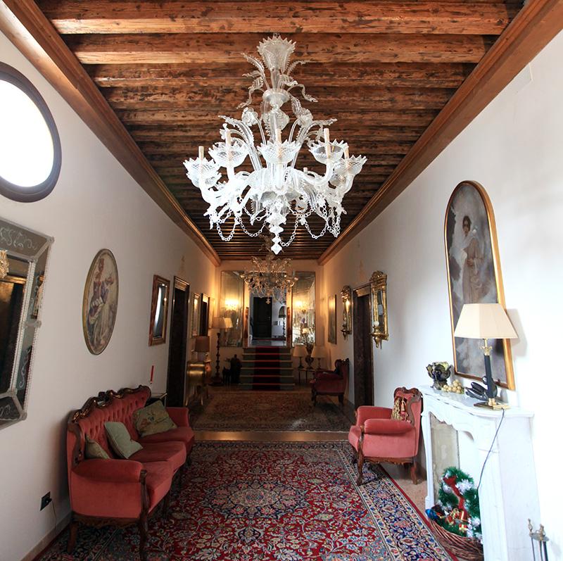 Апартаменты в Венеции