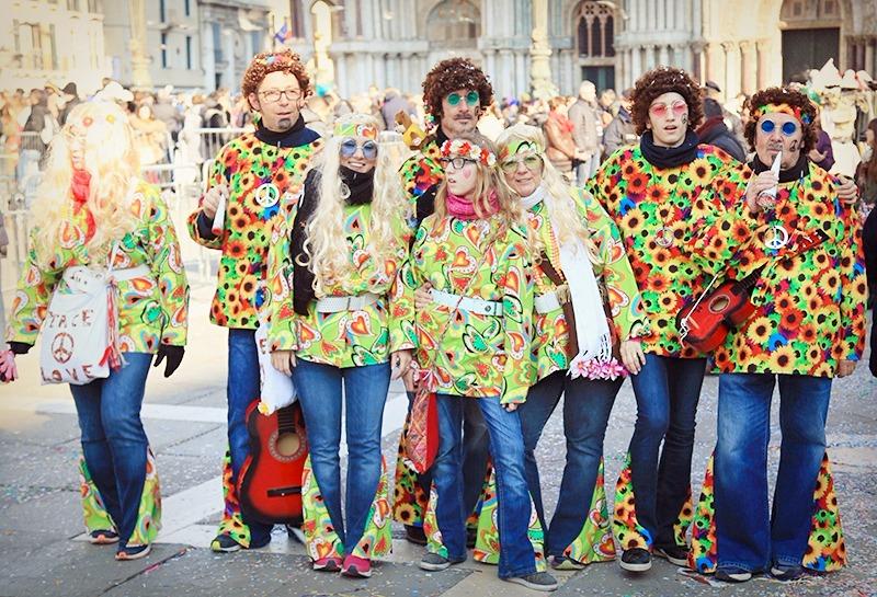 карнавал в венеции костюмы
