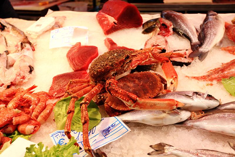 рыбный рынок в Венеции
