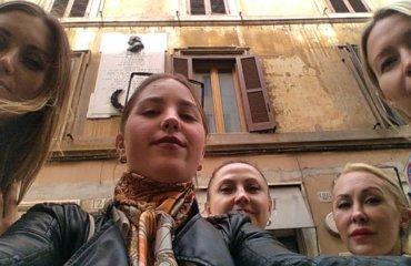 Квест в Риме Рим загадочный