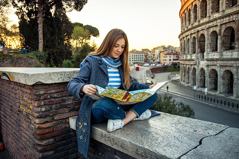 Квест в Риме