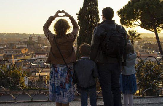 Экскурсия для всей семьи в Риме «Путешествие во времени»