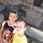 отзыв на детскую экскурсию-квест история древнего рима
