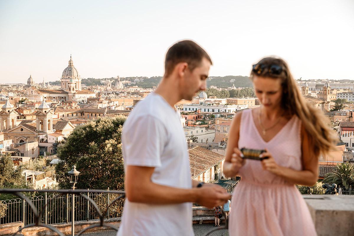Предложение-квест в Риме