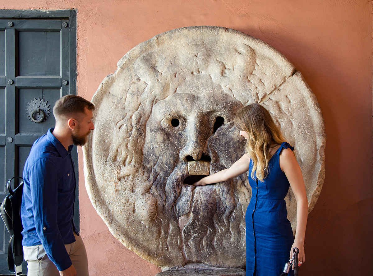 Предложение руки и сердца в стиле Римских каникул