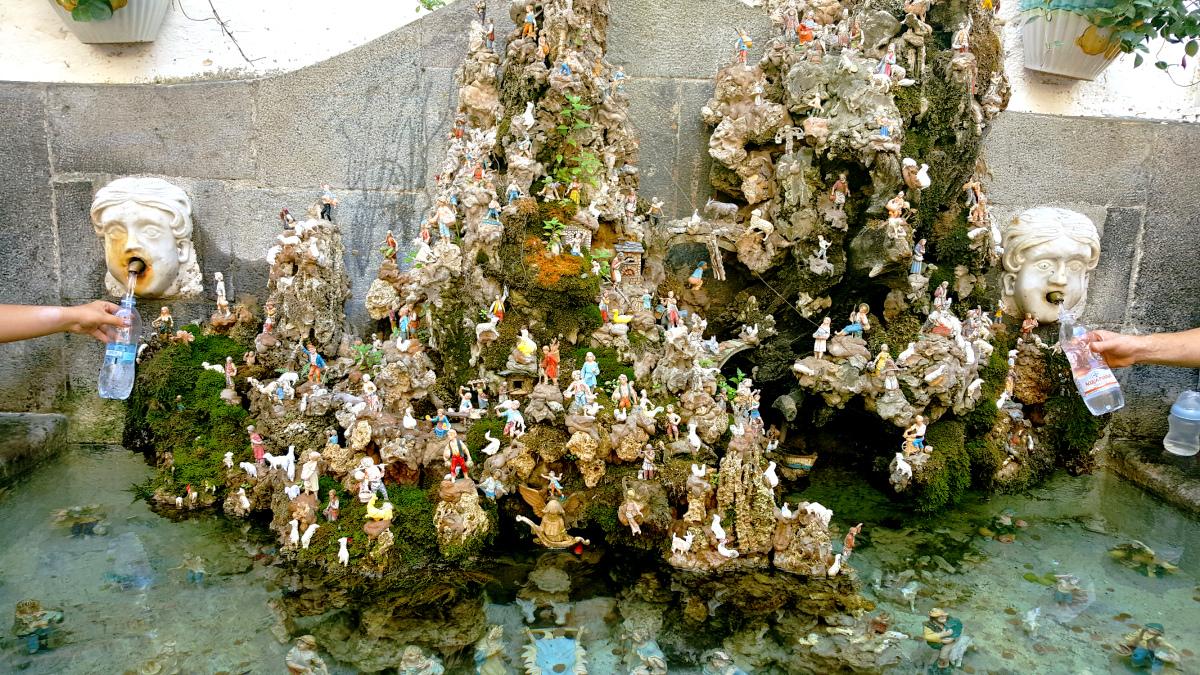 фонтан амальфи