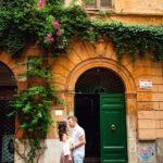 фотосессия римские каникулы