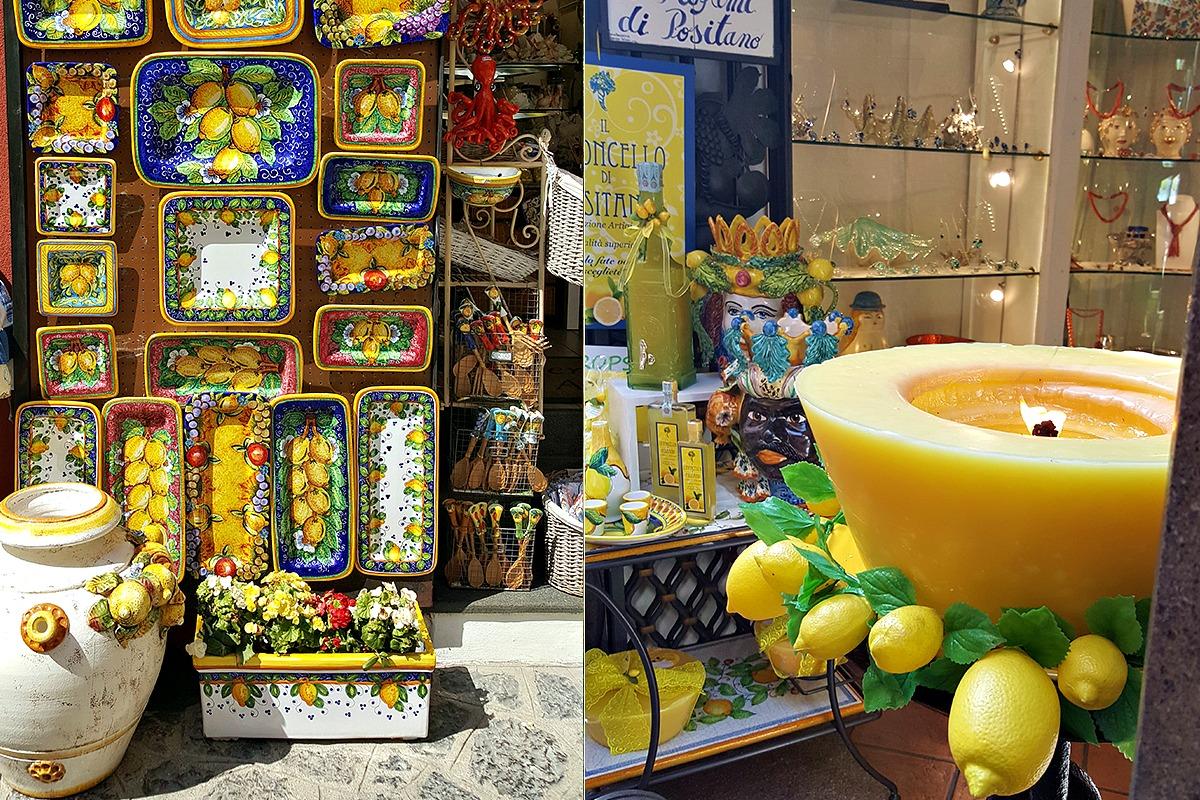 лимоны позитано