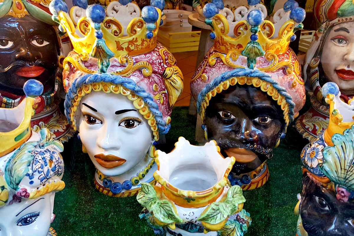 мавританские головы