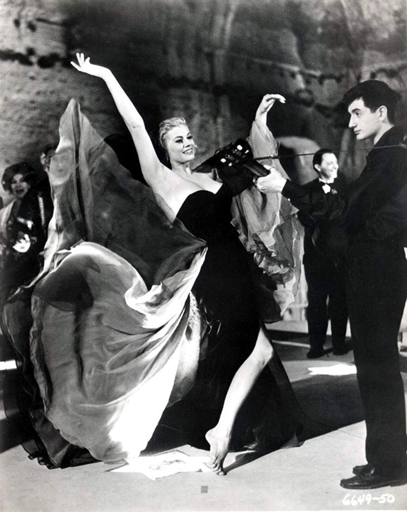 танец в термах Каракаллы
