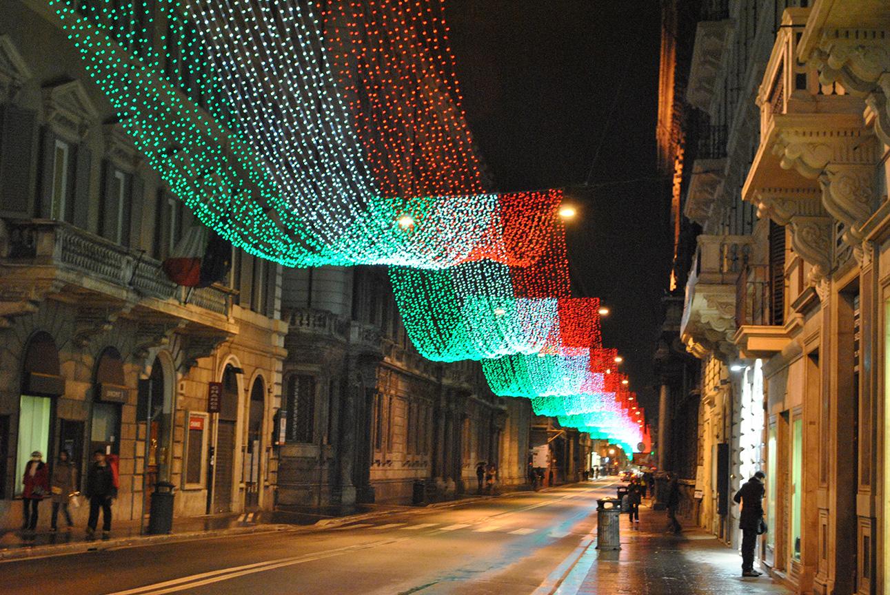 Виа дель Корсо, Рим