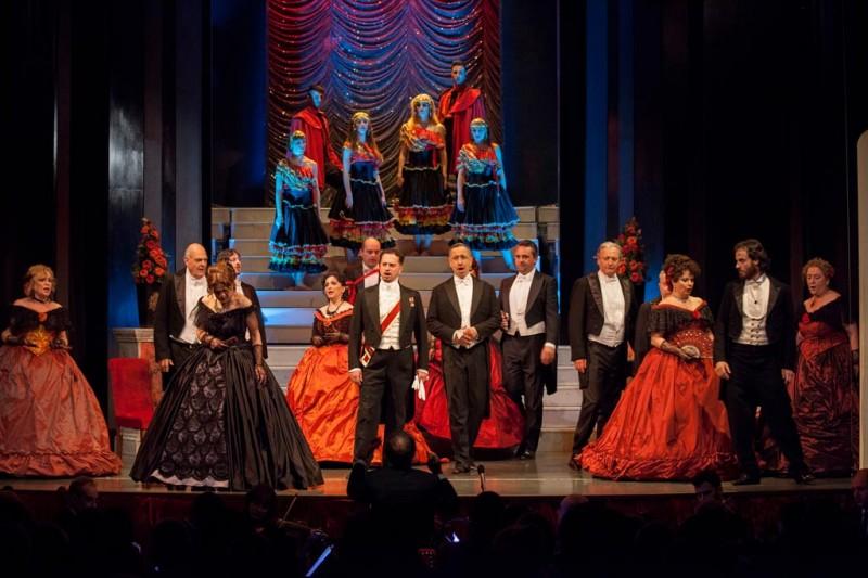 виртуозы итальянской оперы