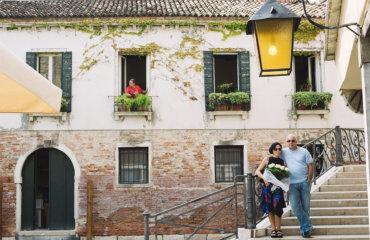 Годовщина свадьбы в Венеции