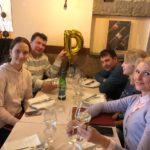 День рождения в Риме