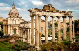 античный рим