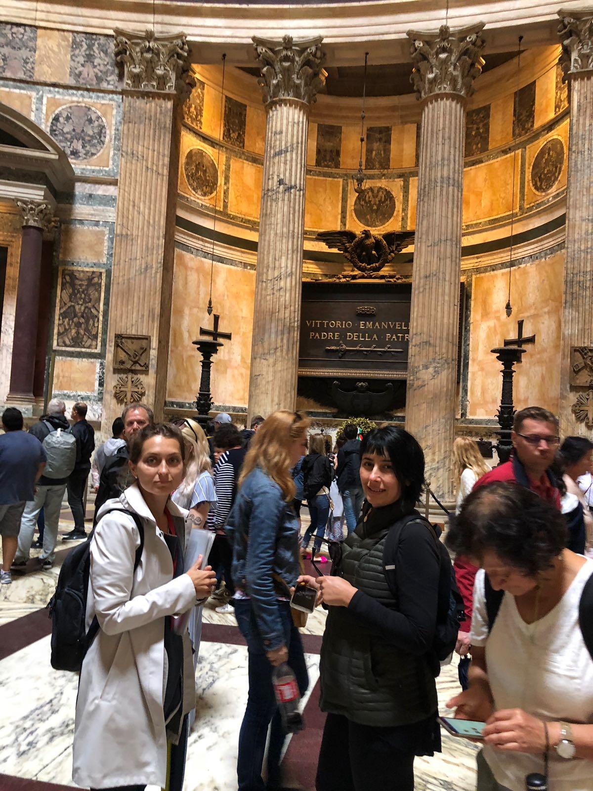 Отзыв на обзорную экскурсию в Риме
