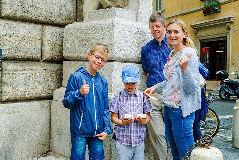 детская экскурсия-квест история древнего рима