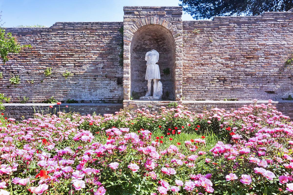 экскурсия по древнему риму остия антика