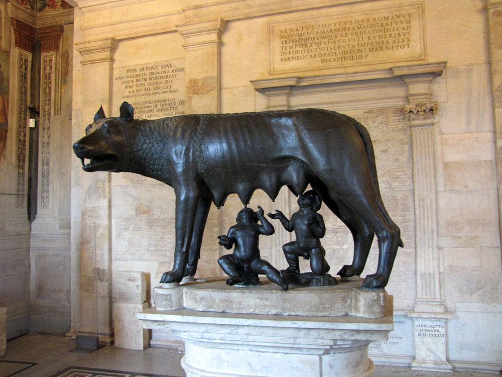 капитолийские музеи ТОП-20 достопримечательностей Рима