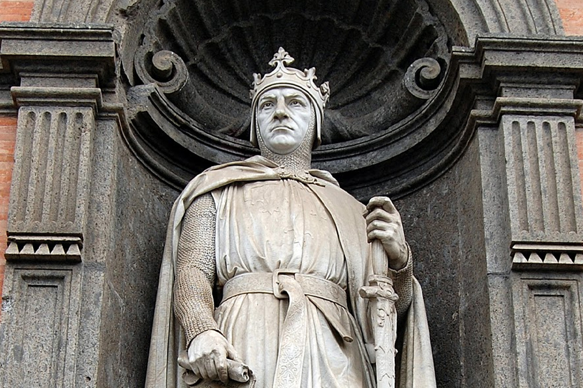 Король Карл I Анжуйский