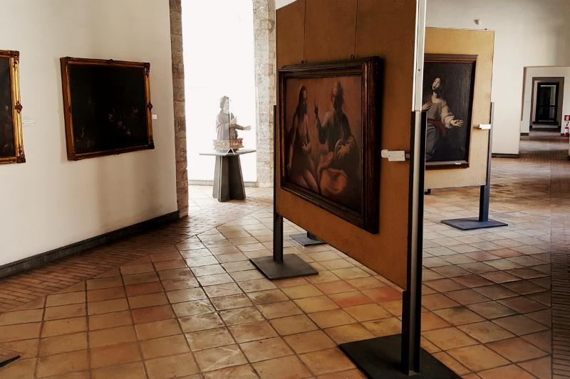 кастель нуово музей