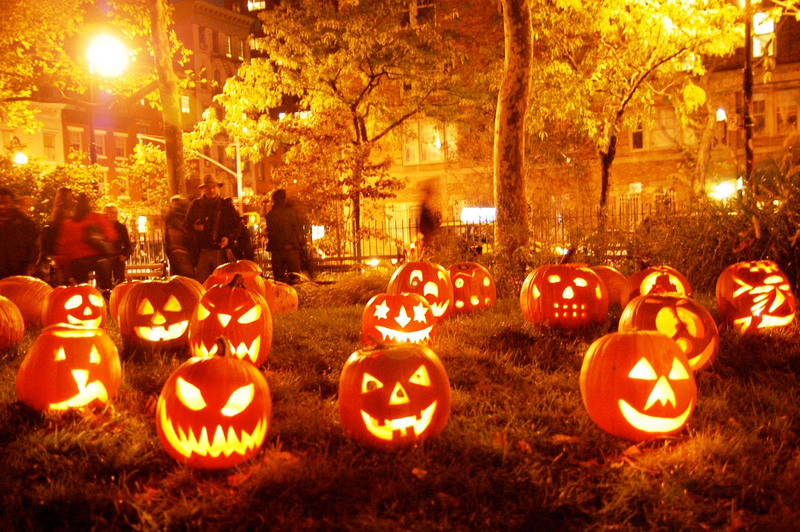halloween рим