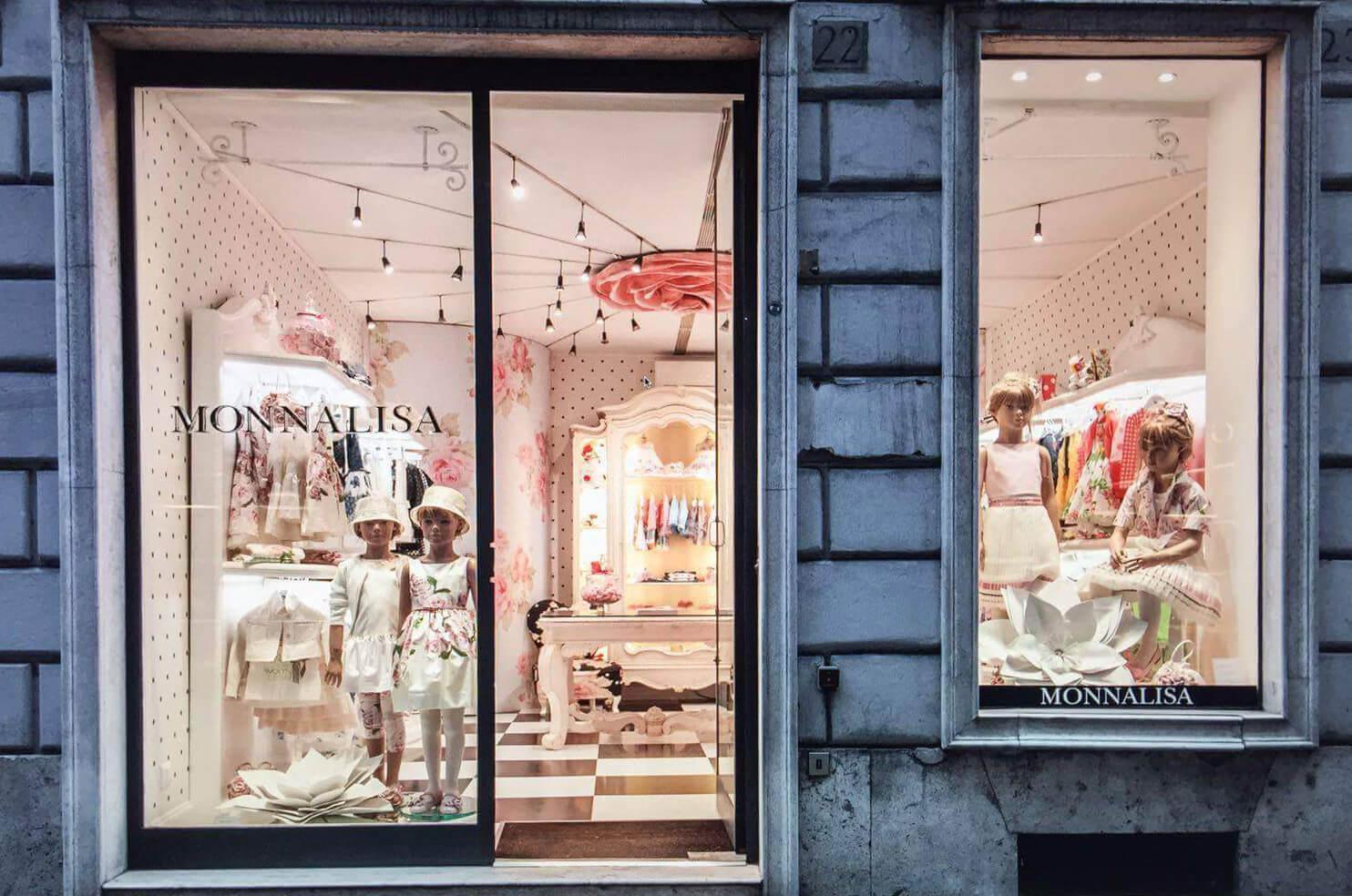 monnalisa shop