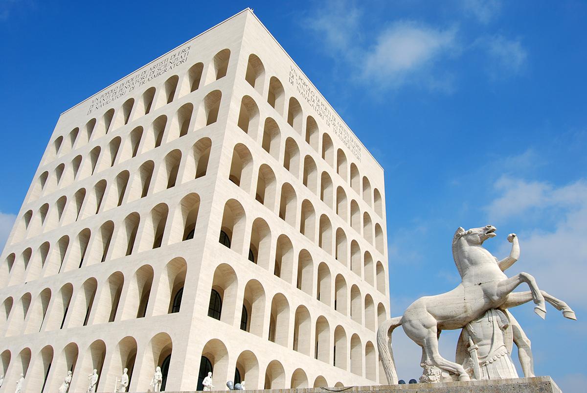 5 необычных и колоритных районов Рима