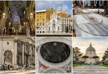 6 необычных церквей Рима