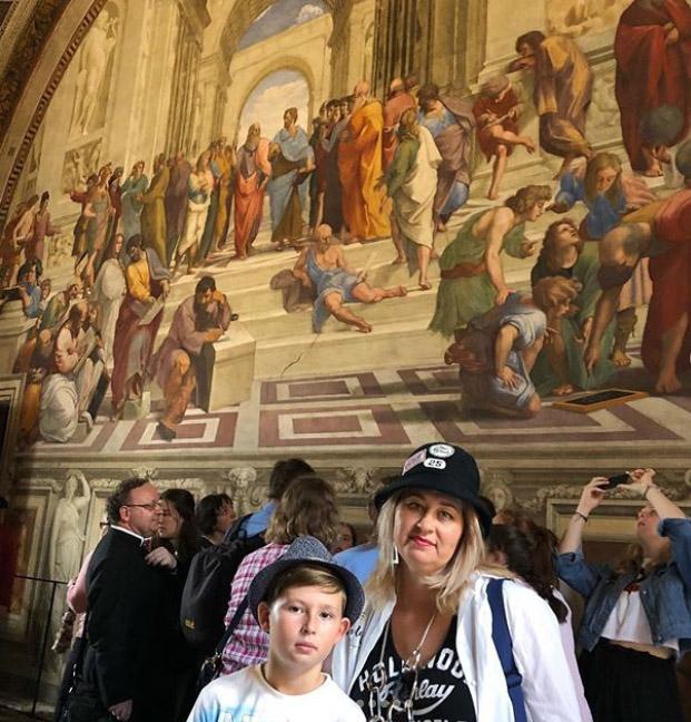 Экскурсия в музеи Ватикана
