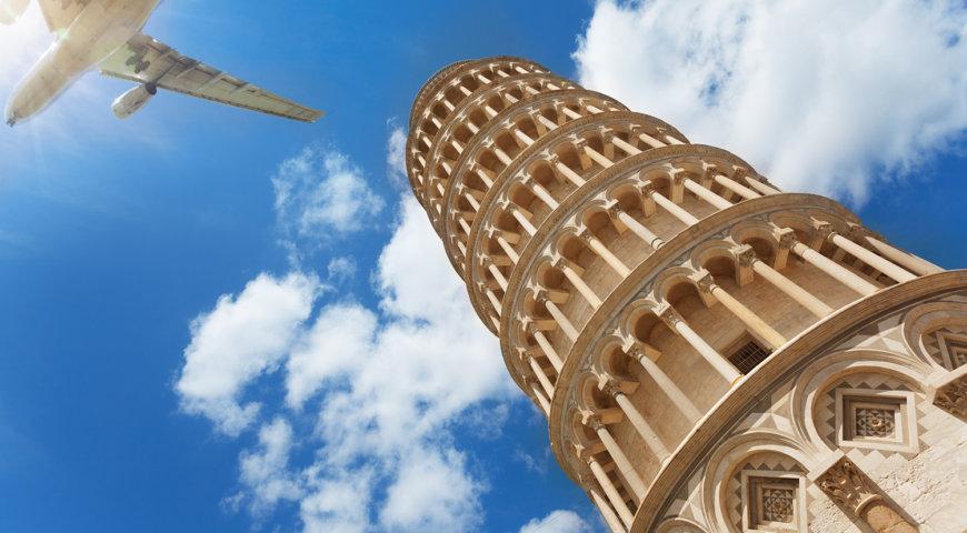 купить билет на пизанскую башню