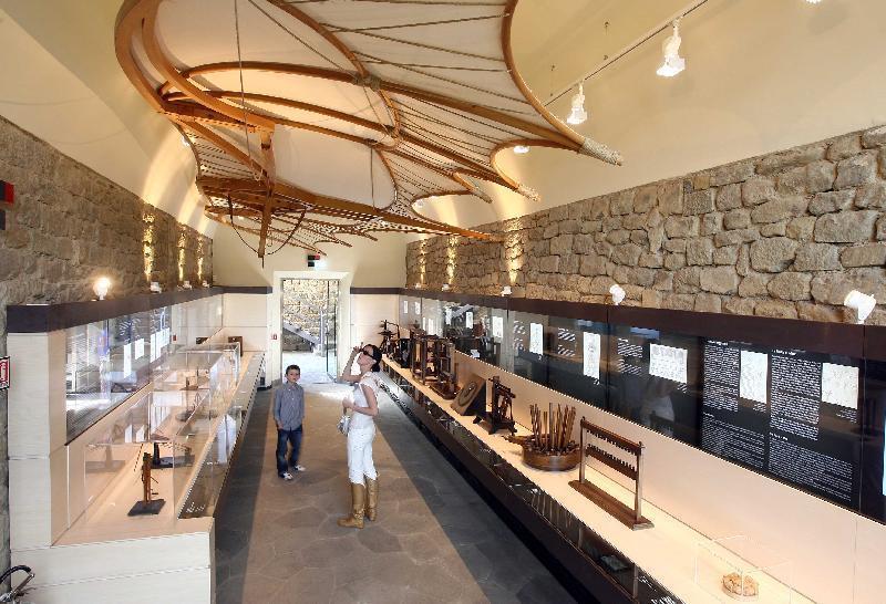 Музей Леонардо да Винчи в Винчи