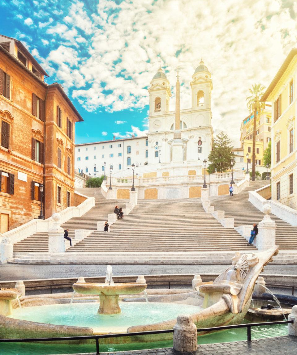Магия Рима