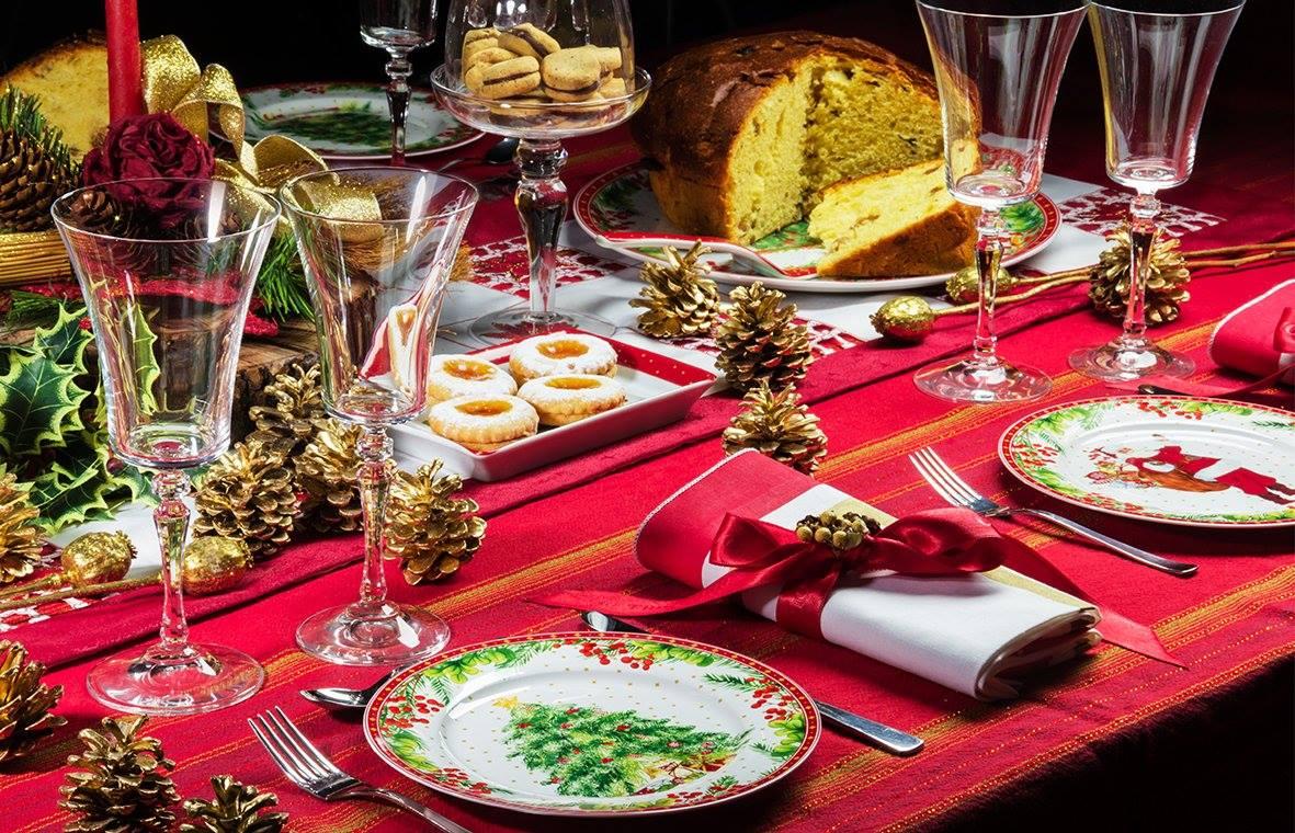 новогодний итальянский ужин