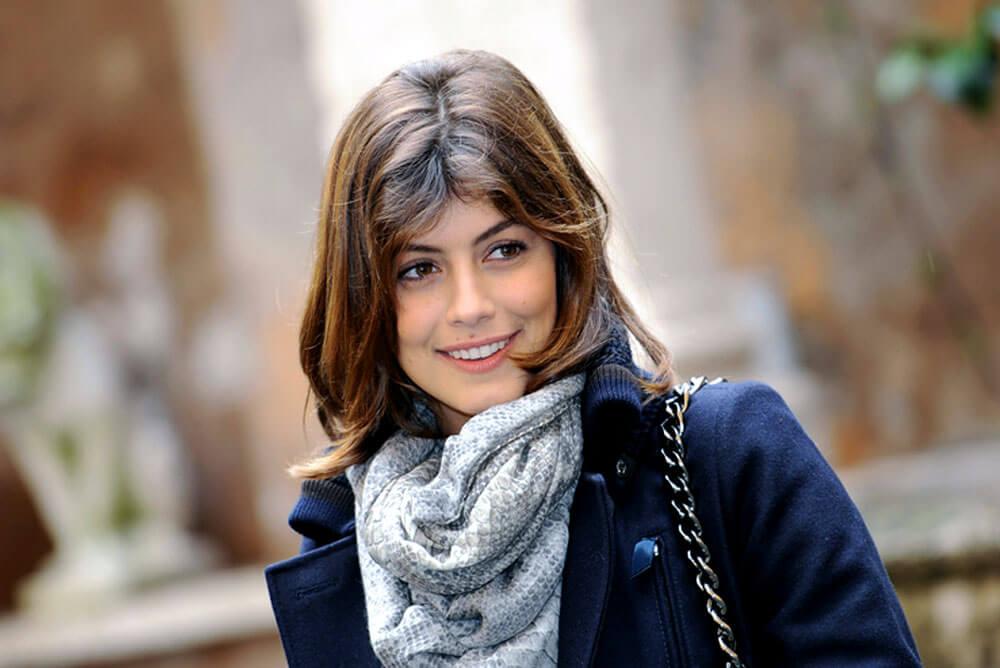 Актриса Алессандра Мастронарди (Alessandra Mastronardi)