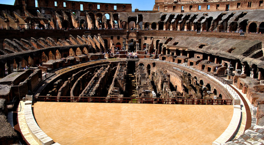 В Колизей без очереди