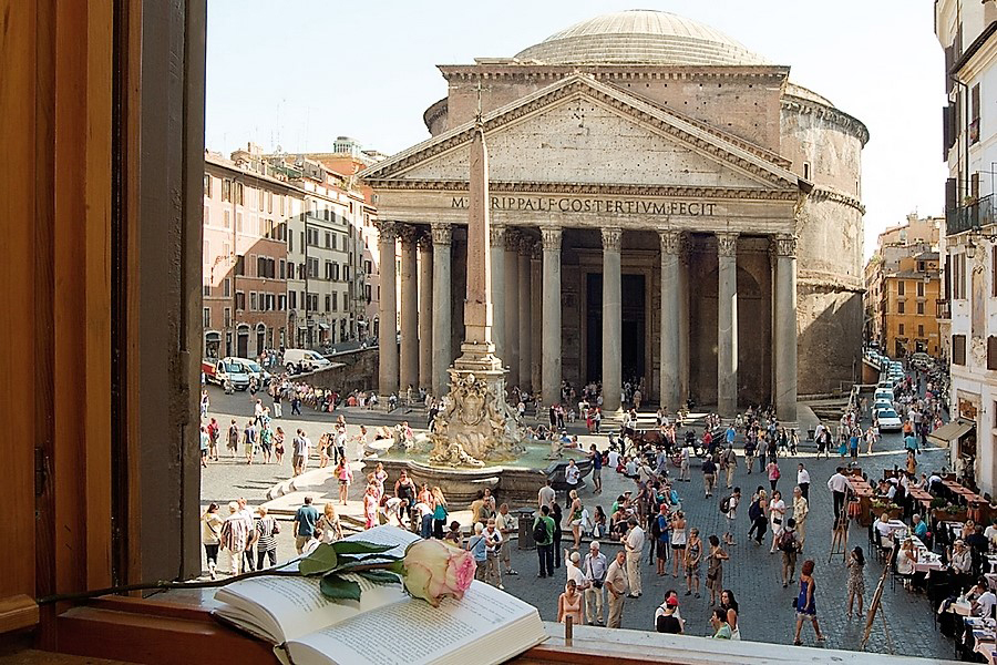 Пантеон (Piazza della Rotonda)