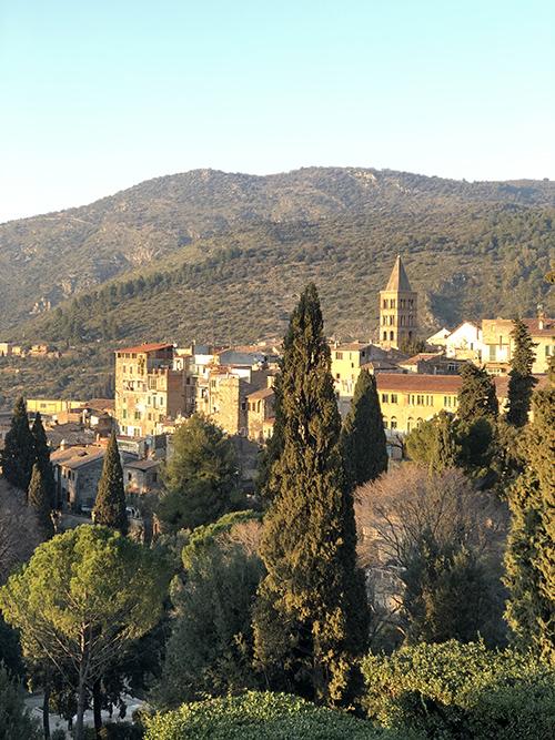 Тиволи церковь Сан-Лоренцо
