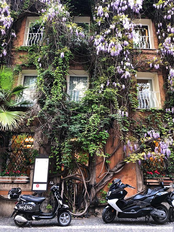 Апрель в Риме