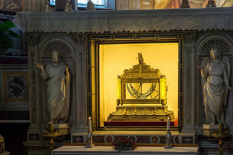 Кандалы Святого Петра