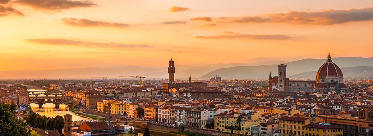 Смотровые площадки Флоренции 1