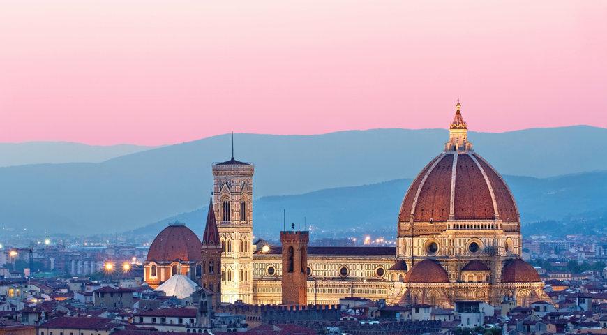 Смотровые площадки Флоренции