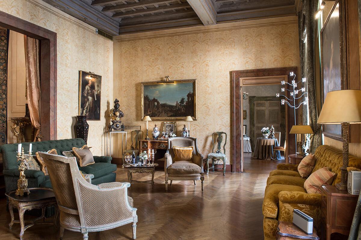 Residenza Ruspoli Napoleone Luxury Suite